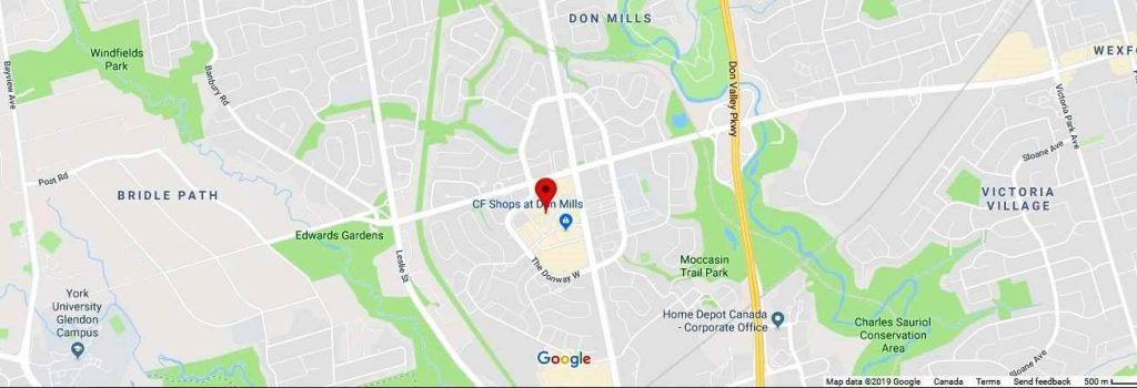 toronto-canadian-seniors-directory-address-map